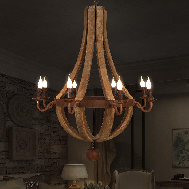 đèn chùm biệt thự cao cấp giá rẻ