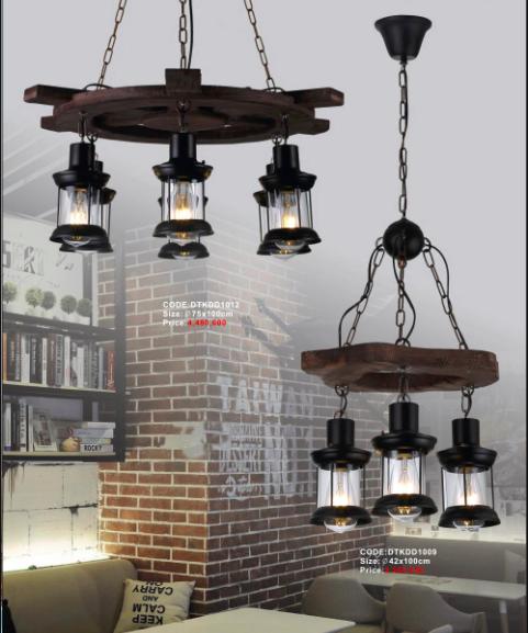 Đèn trang trí cao cấp dùng cho Biệt thự và nhà phố