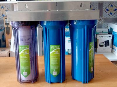 Bộ 3 lõi lọc nước sinh hoạt cho hộ gia đình