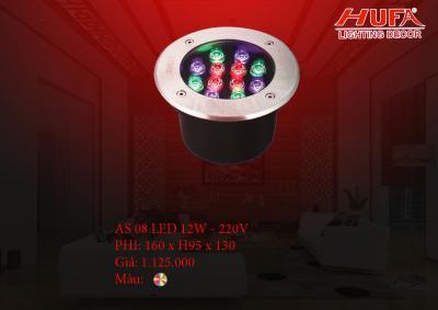 Đèn âm nước HUFA AS 08 led 12W - 220V