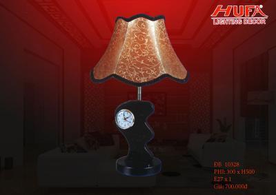 Đèn bàn cao cấp có đồng hồ ĐB 10328