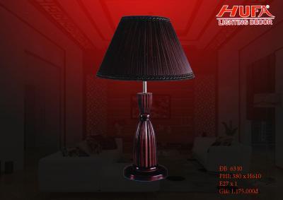 Đèn bàn nâu đỏ đơn giản ĐB 6310