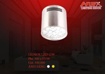 Đèn chiếu điểm cao cấp HUFA LS Inox led 12W