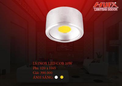 Đèn chiếu điểm cao cấp HUFA LS Inox led cob 10W