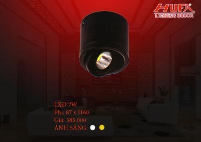 Đèn chiếu điểm cao cấp HUFA LXĐ 7W