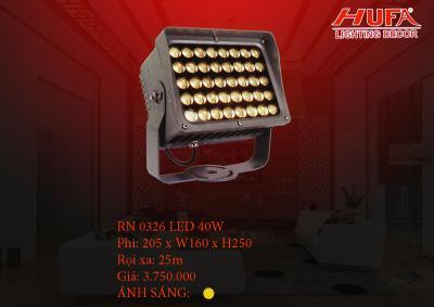 Đèn chiếu mặt dựng HUFA RN 0326 led 40W