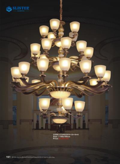 Đèn Chùm Châu Âu CCA8161