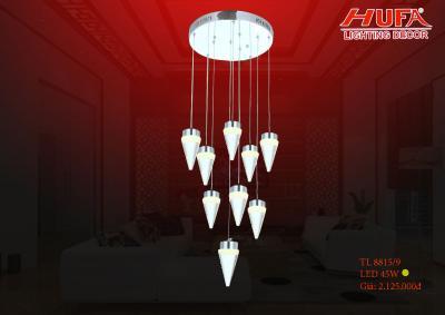Đèn led thả trần trang trí đẹp TL 8815/9