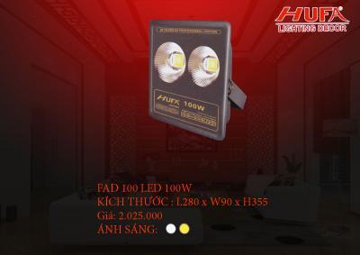 Đèn pha led cao cấp HUFA FAD 100 led 100W