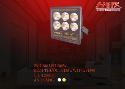 Đèn pha led cao cấp HUFA FAD 300 led 300W