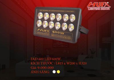 Đèn pha led cao cấp HUFA FAD 600 led 600W