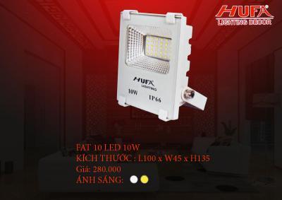 Đèn pha led cao cấp HUFA FAT 10 led 10W