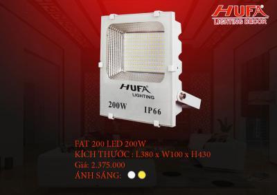 Đèn pha led cao cấp HUFA FAT 200 led 200W