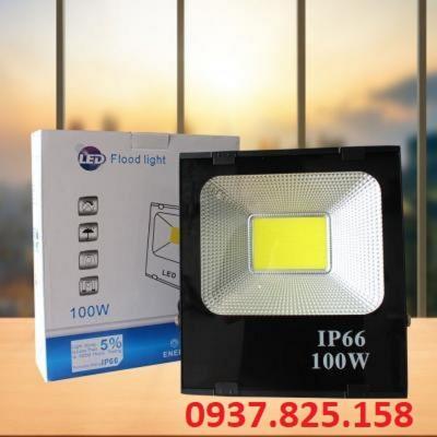 Đèn pha LED ES 100w siêu sáng
