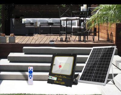 Đèn pha năng lượng mặt trời Roiled RL 0016 200W