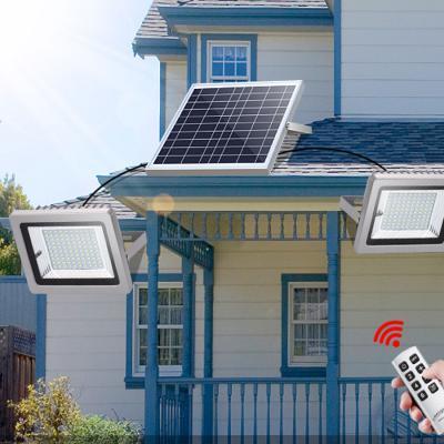Đèn pha năng lượng mặt trời VK- 388D 60W