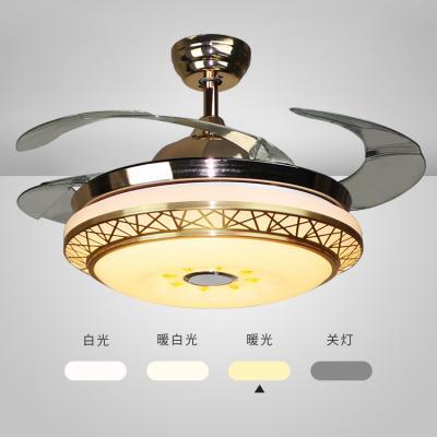 Đèn quạt trần hiện đại RLQ  6697