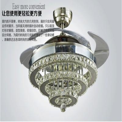 Đèn quạt trần RLT 6810