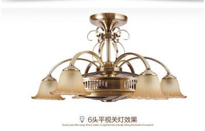 Đèn quạt trần RLT 6811