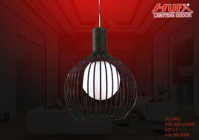 Đèn thả bàn ăn cao cấp TQ 6902