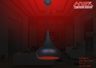 Đèn thả hình giọt mưa siêu đẹp TQ 6065 Đ