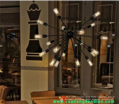 Đèn thả  Retro bóng đèn đơn RLT147