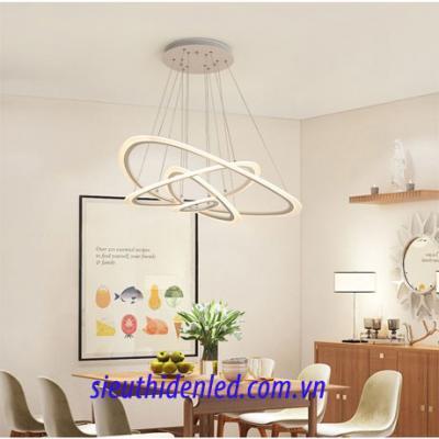 Đèn thả trần Acrylic-DL9022-4