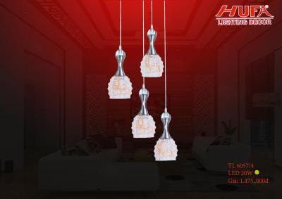Đèn thả trần trang trí siêu đẹp TL 6057/4