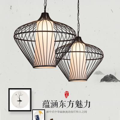 Đèn treo trang trí Châu Á   RLT5214