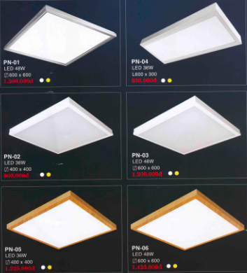 Đèn Led Panel PN-03 HuFa